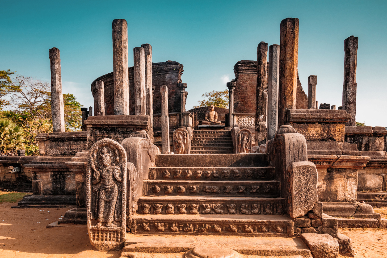 Things to do in Polonnaruwa