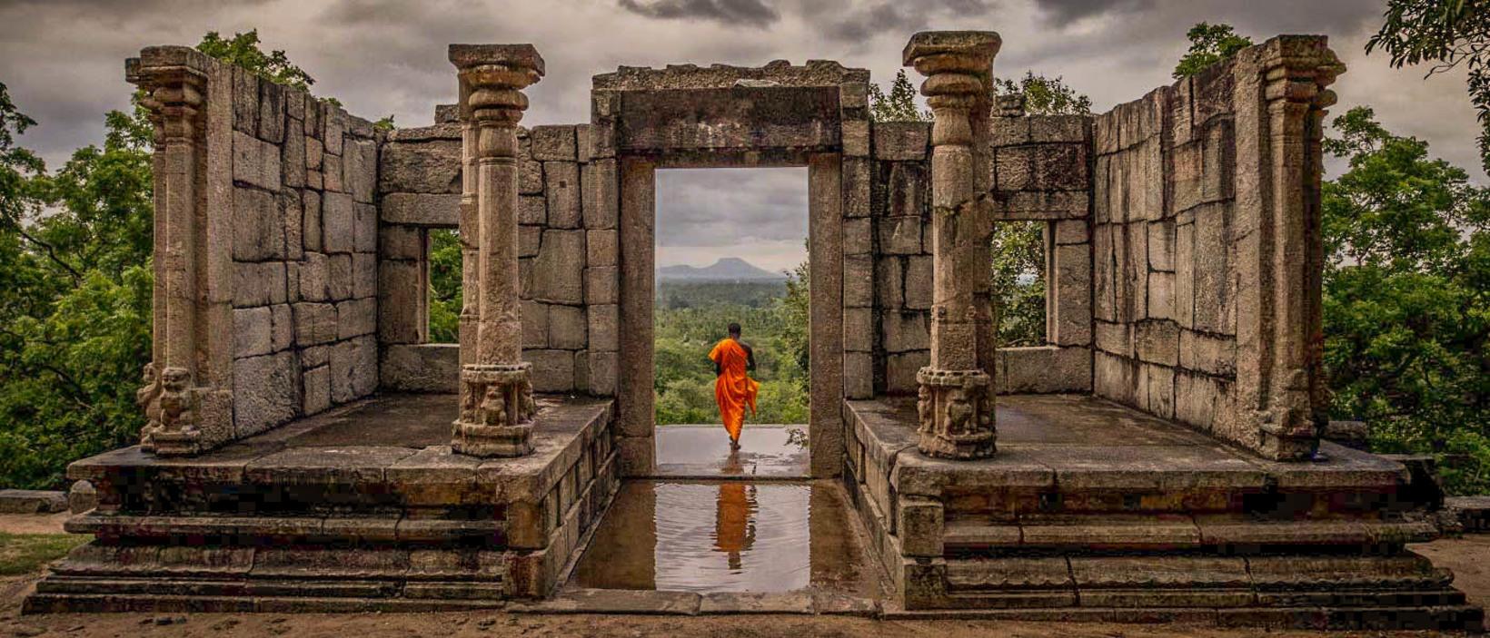Yapahuwa, Sri Lanka