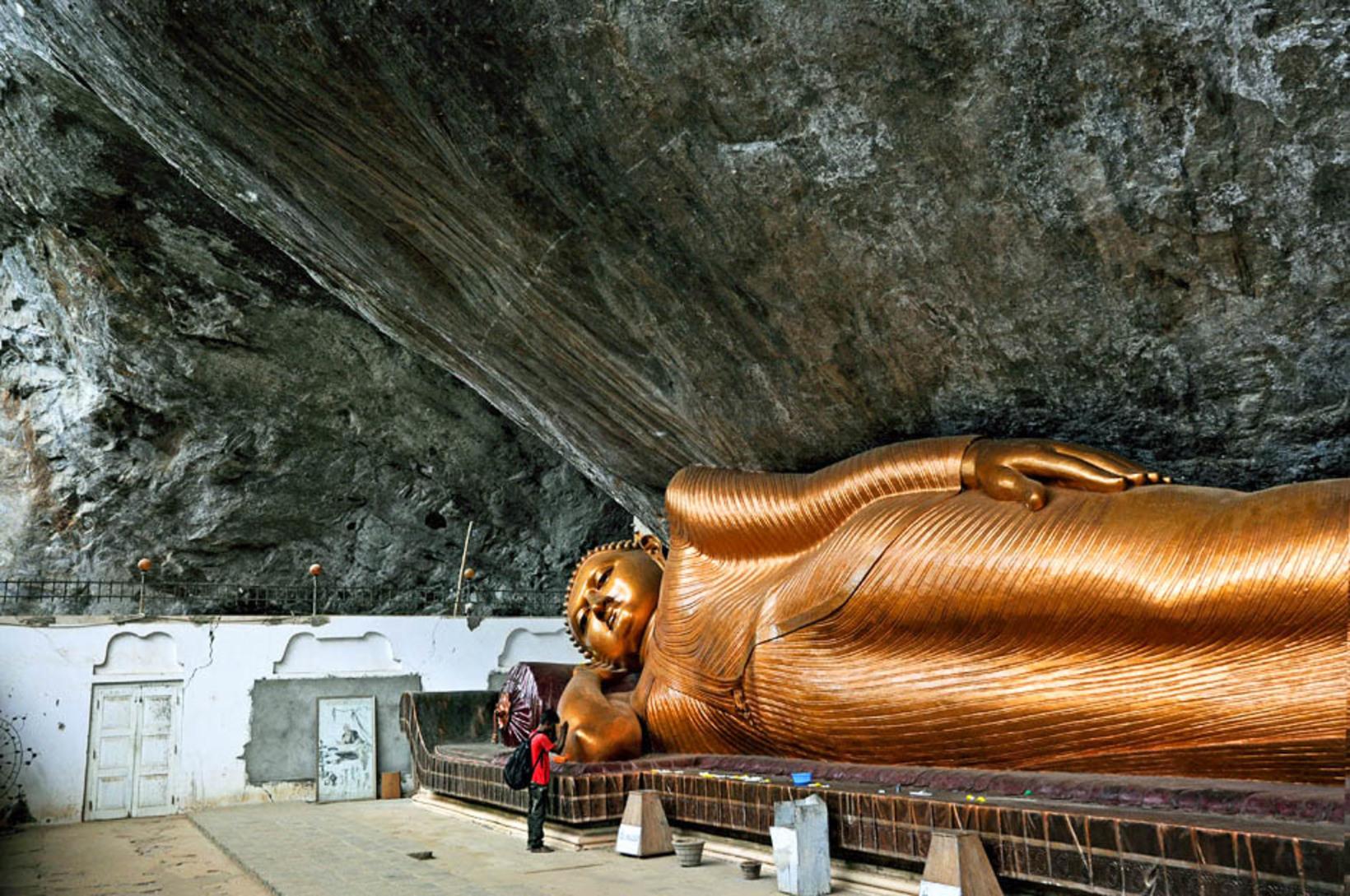 Fa Hien Cave, Kalutara
