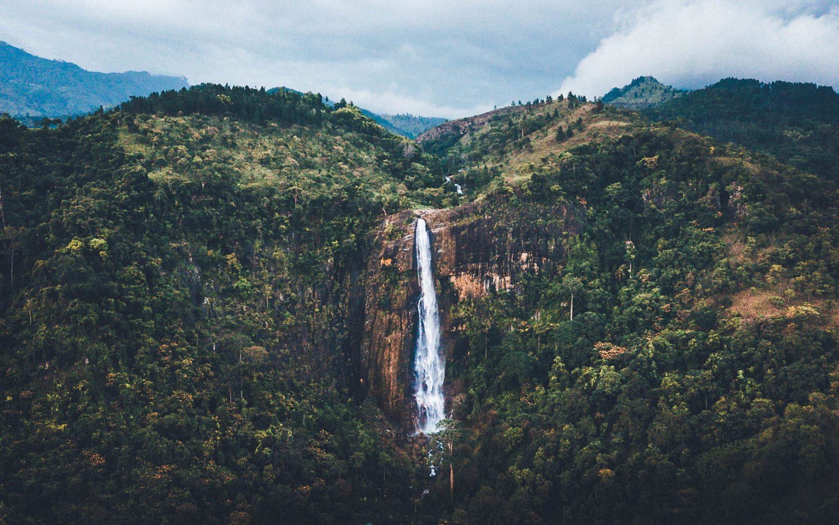 Diyaluma Falls, Koslanda