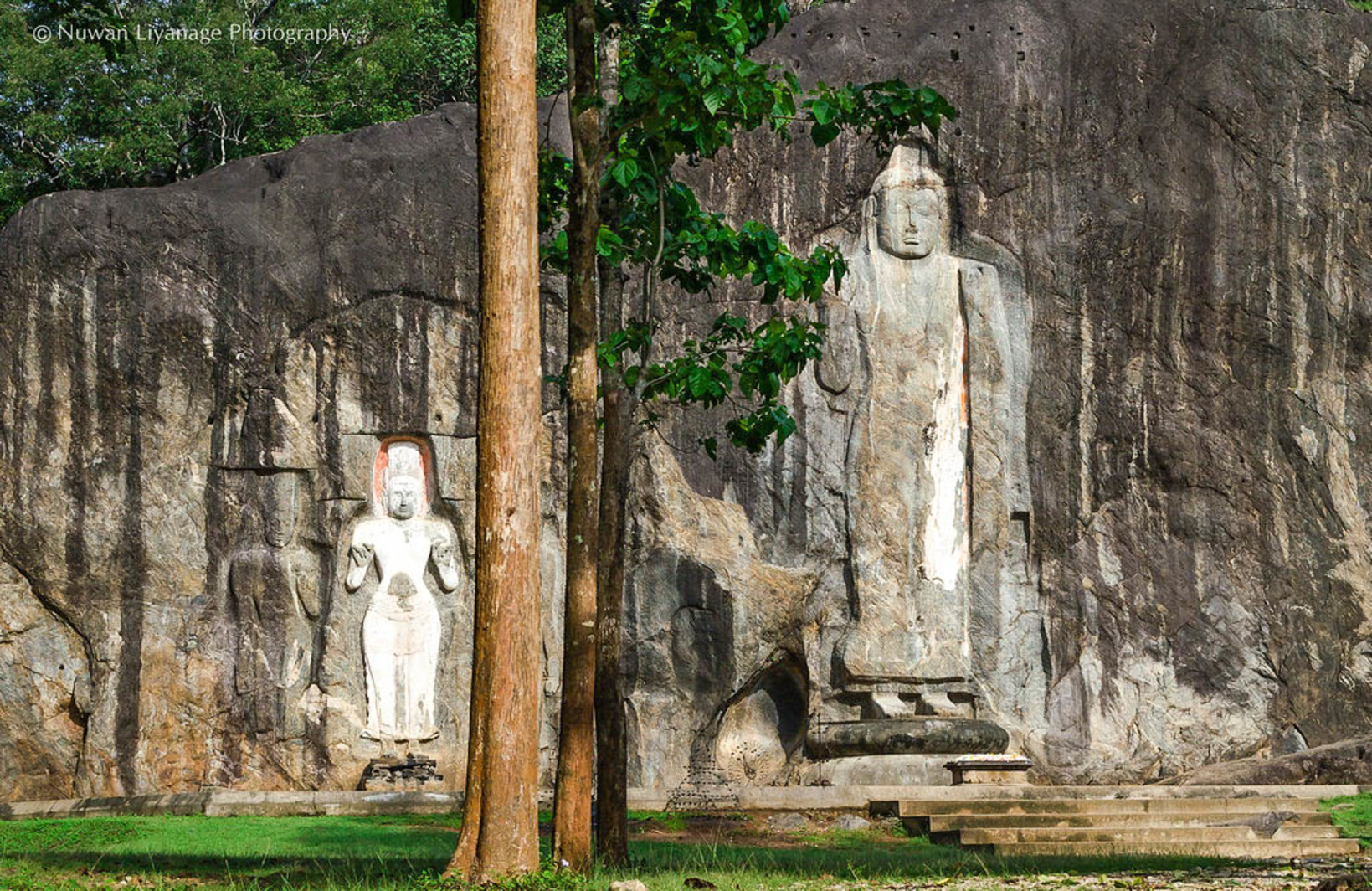 Buduruwagala Buddha Statue
