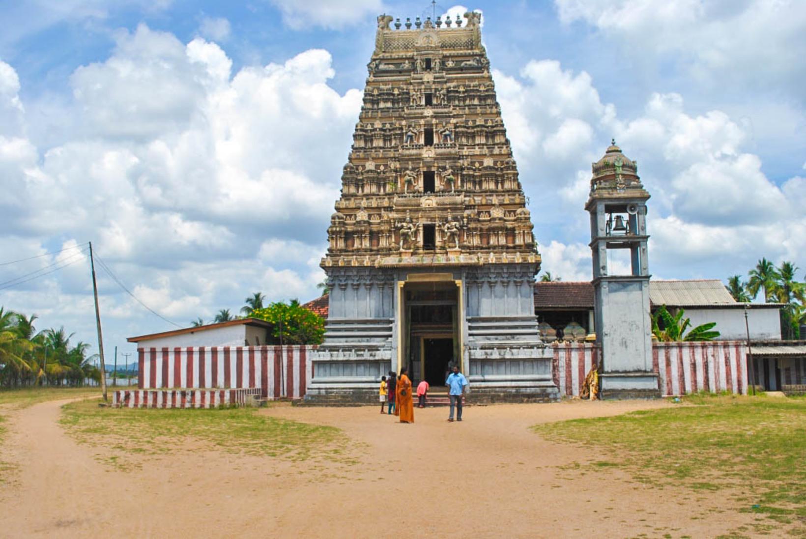Aathi Koneswaram Temple, Jaffna