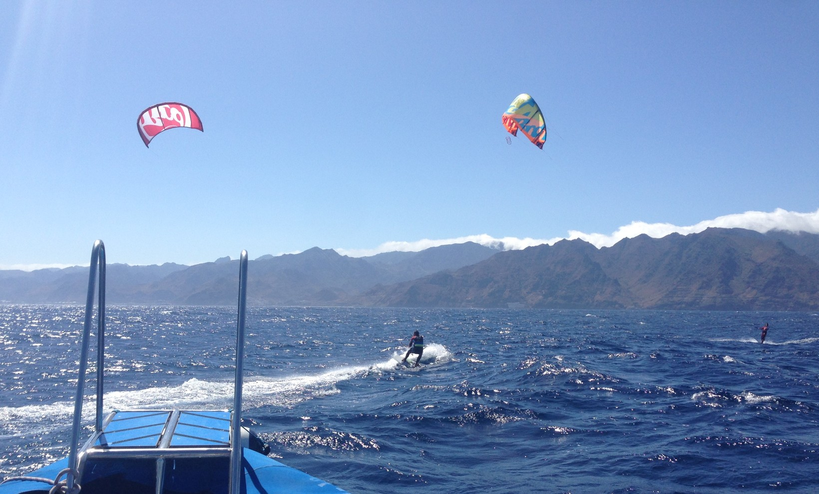 Discover Kitesurfing
