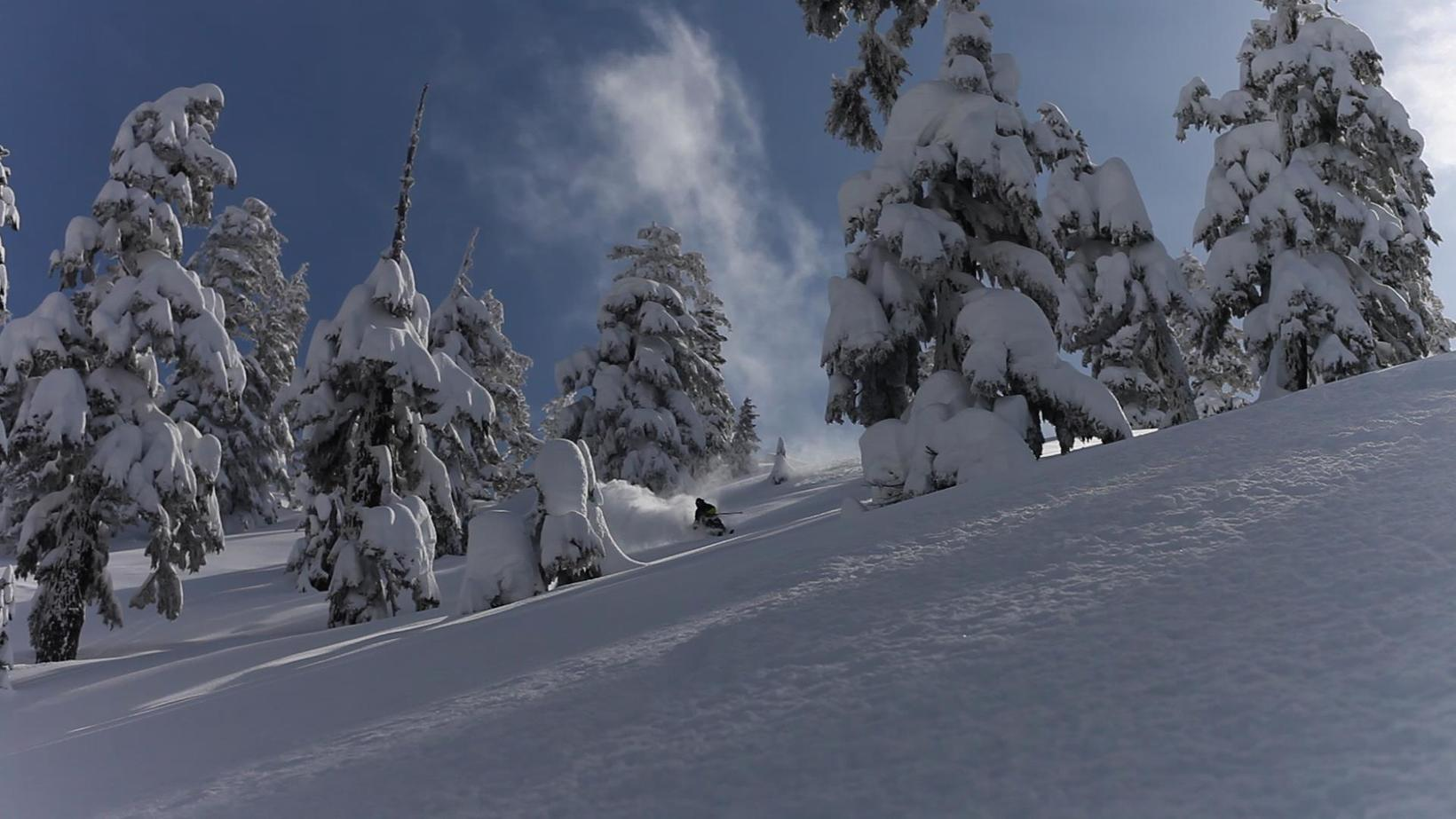 Vancouver Island's Best Powder