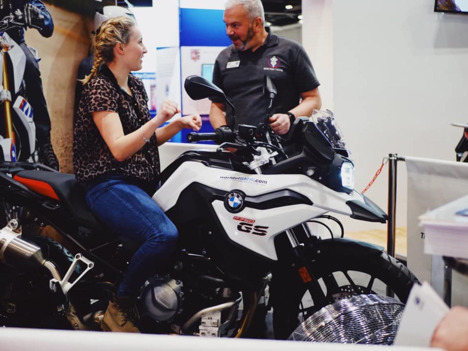 See us at MotorcycleLive 2019!