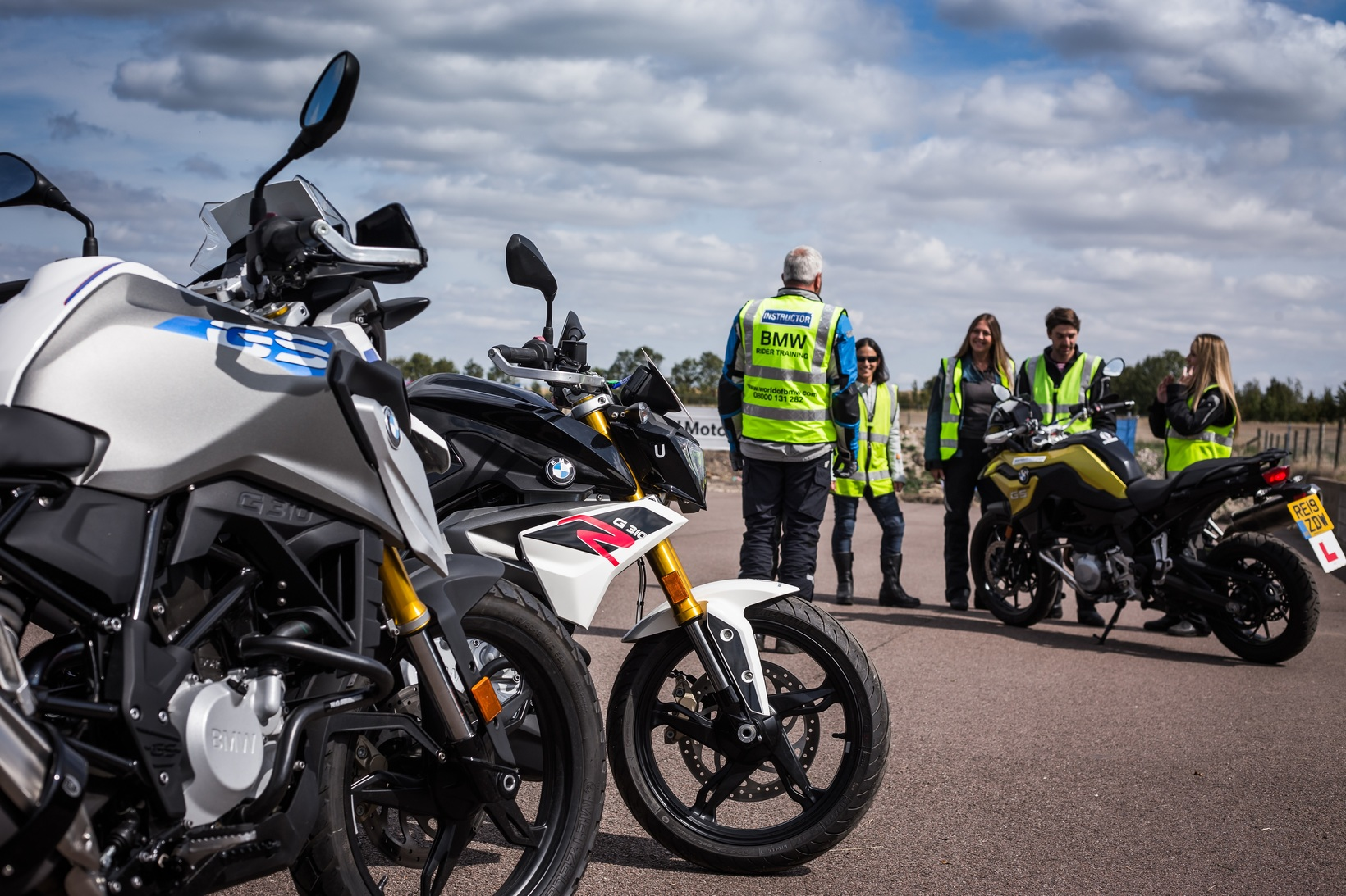 All Motorcycle Training Courses