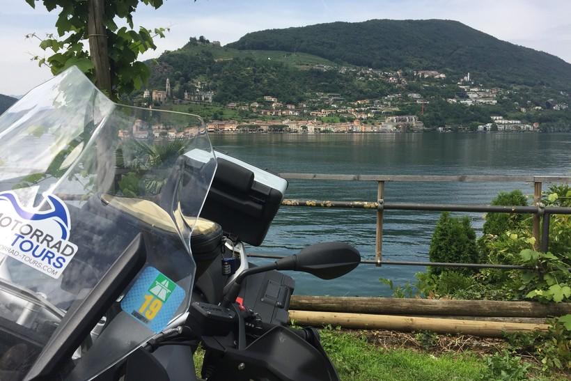 BMW Motorrad Tours