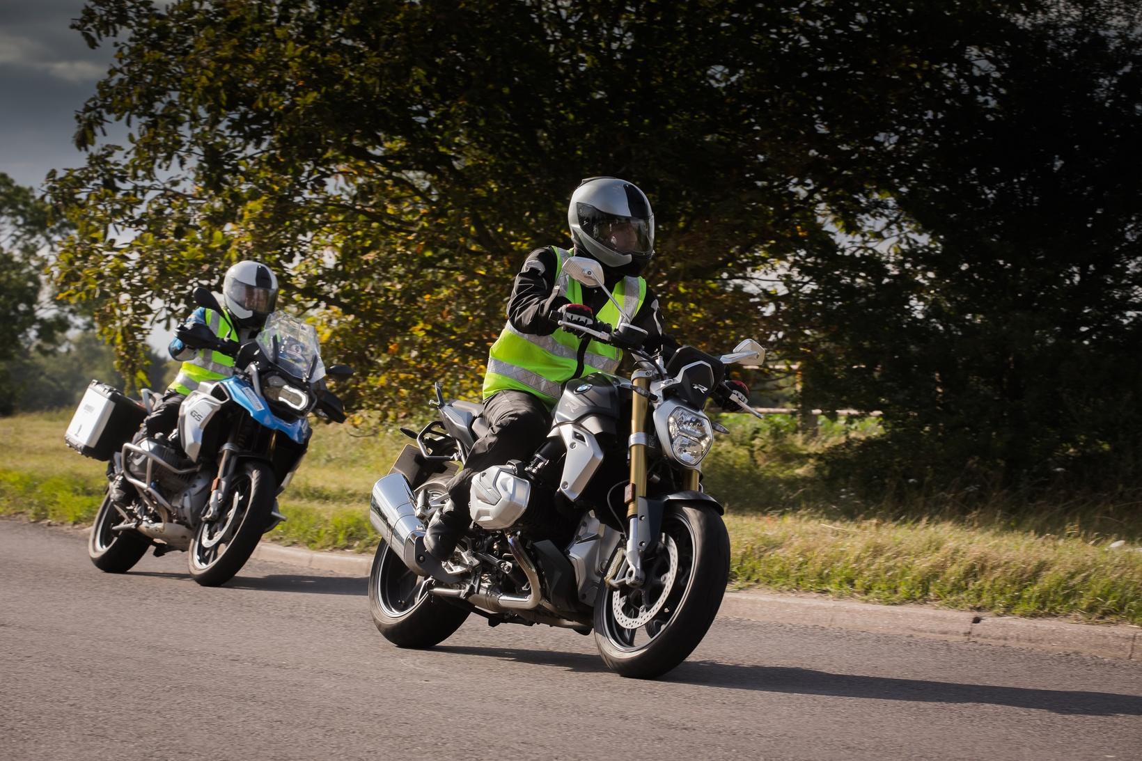 Take your riding skills further