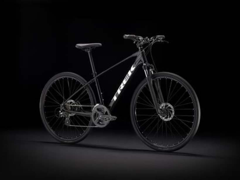 AVAILABLE INSTORE NOW TREK DUAL SPORT 1 & ROSCOE 6 SIZE:ML COLOUR: CH-RD