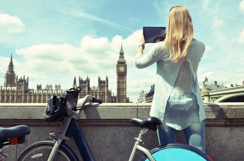 Bike Tour of London's Historic Houses