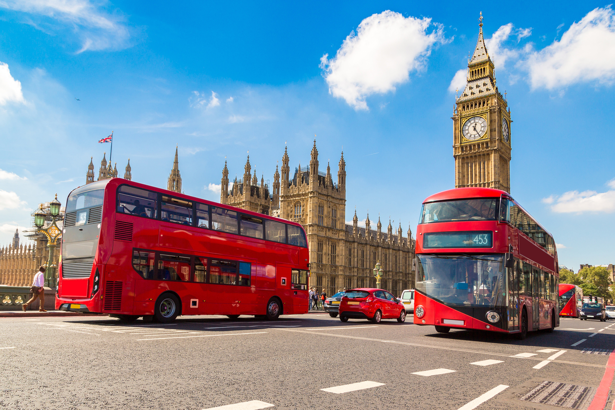 The Must-See Bus Tour of London