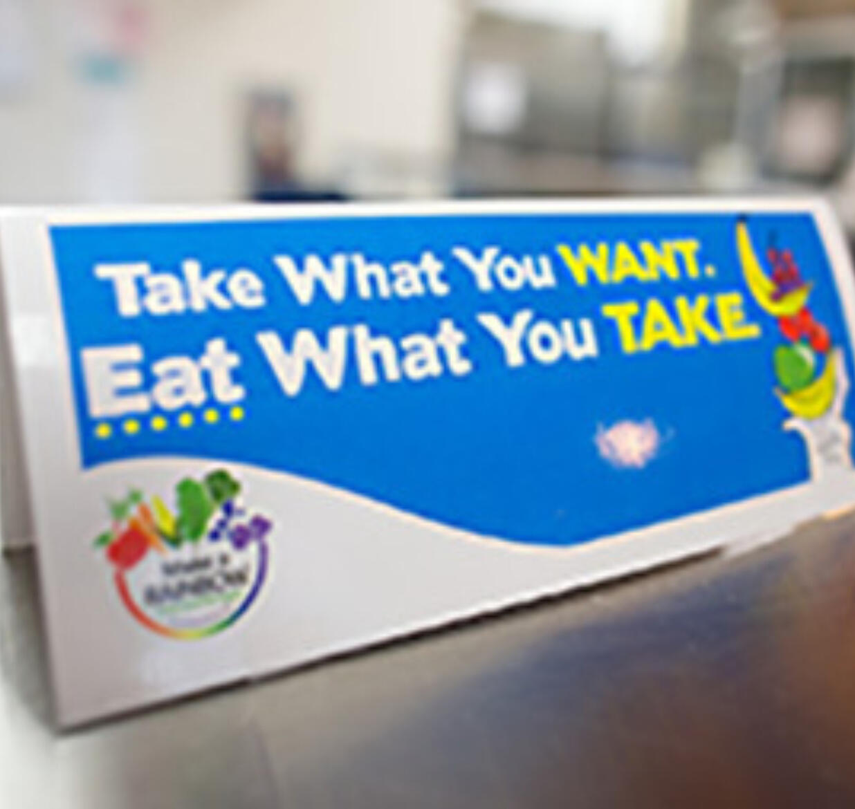 Lunchroom Food Waste in 2015
