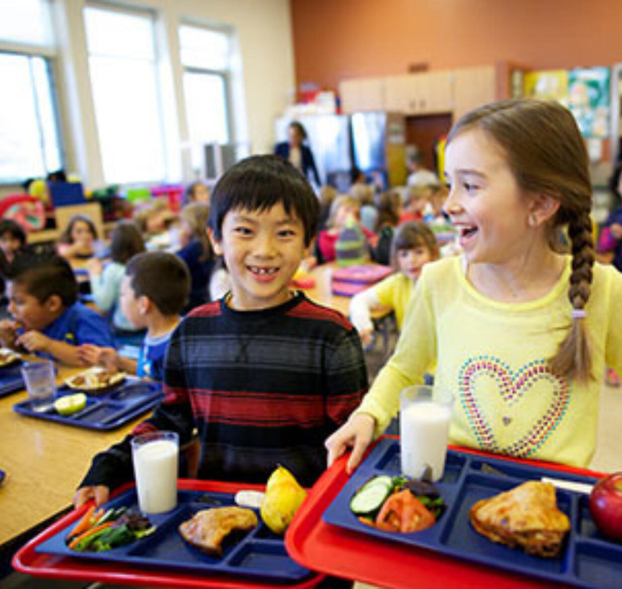 Opting In to Support Healthy School Food for All Children