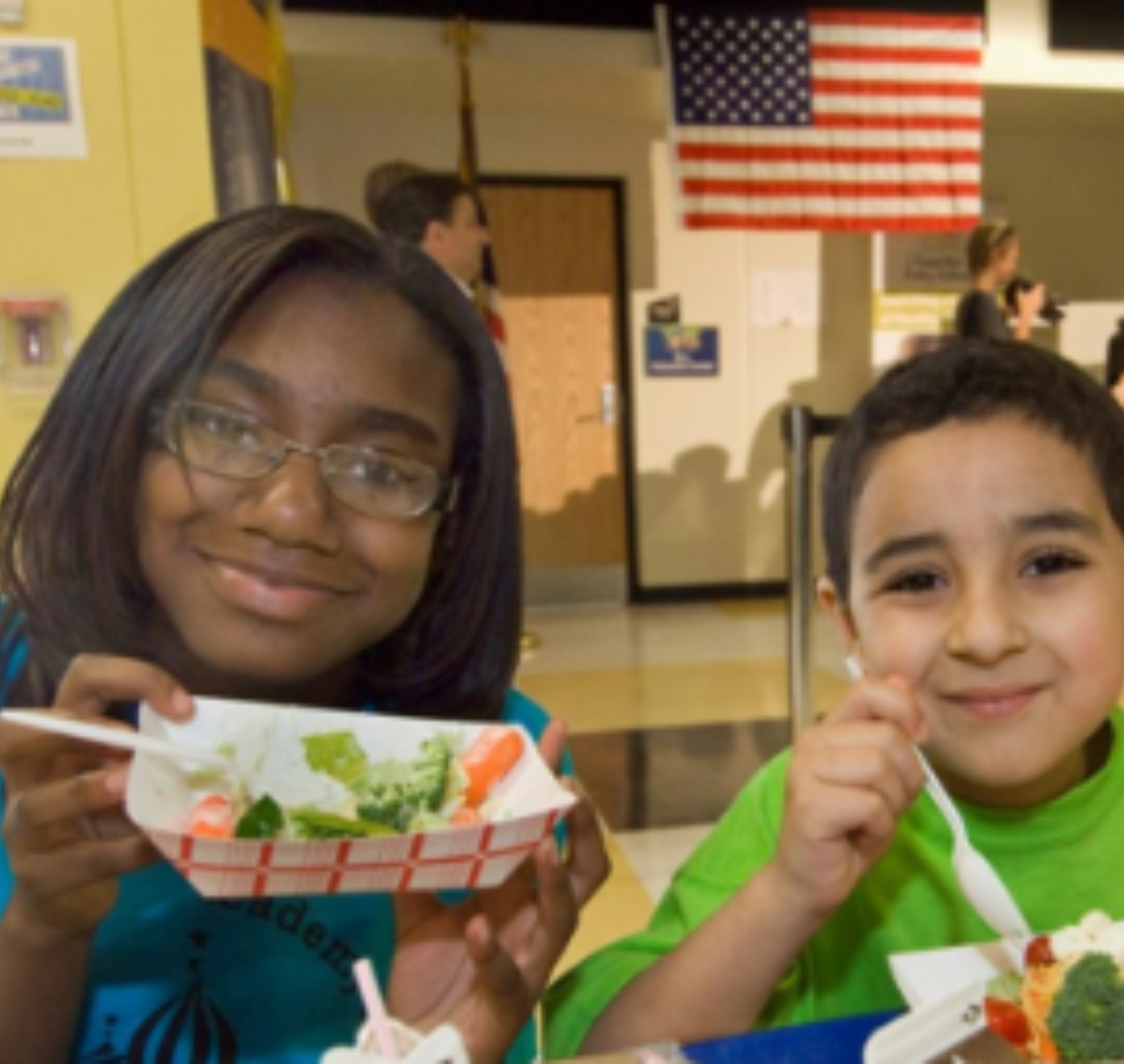 All Cincinnati Public Schools Now Have Salad Bars