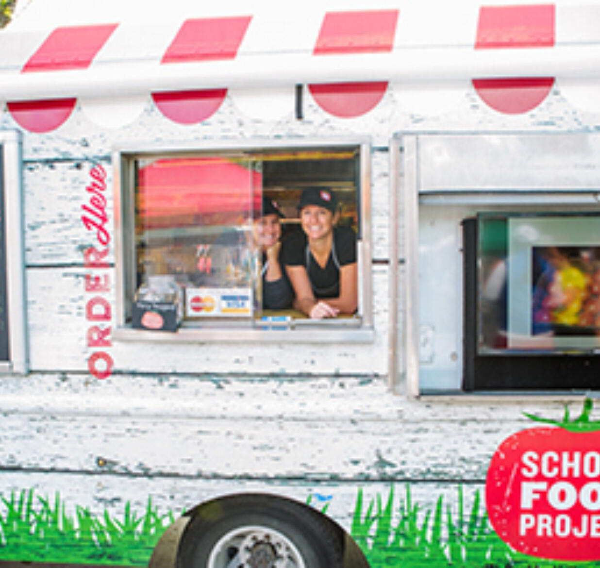 Why Have a School Food Truck?