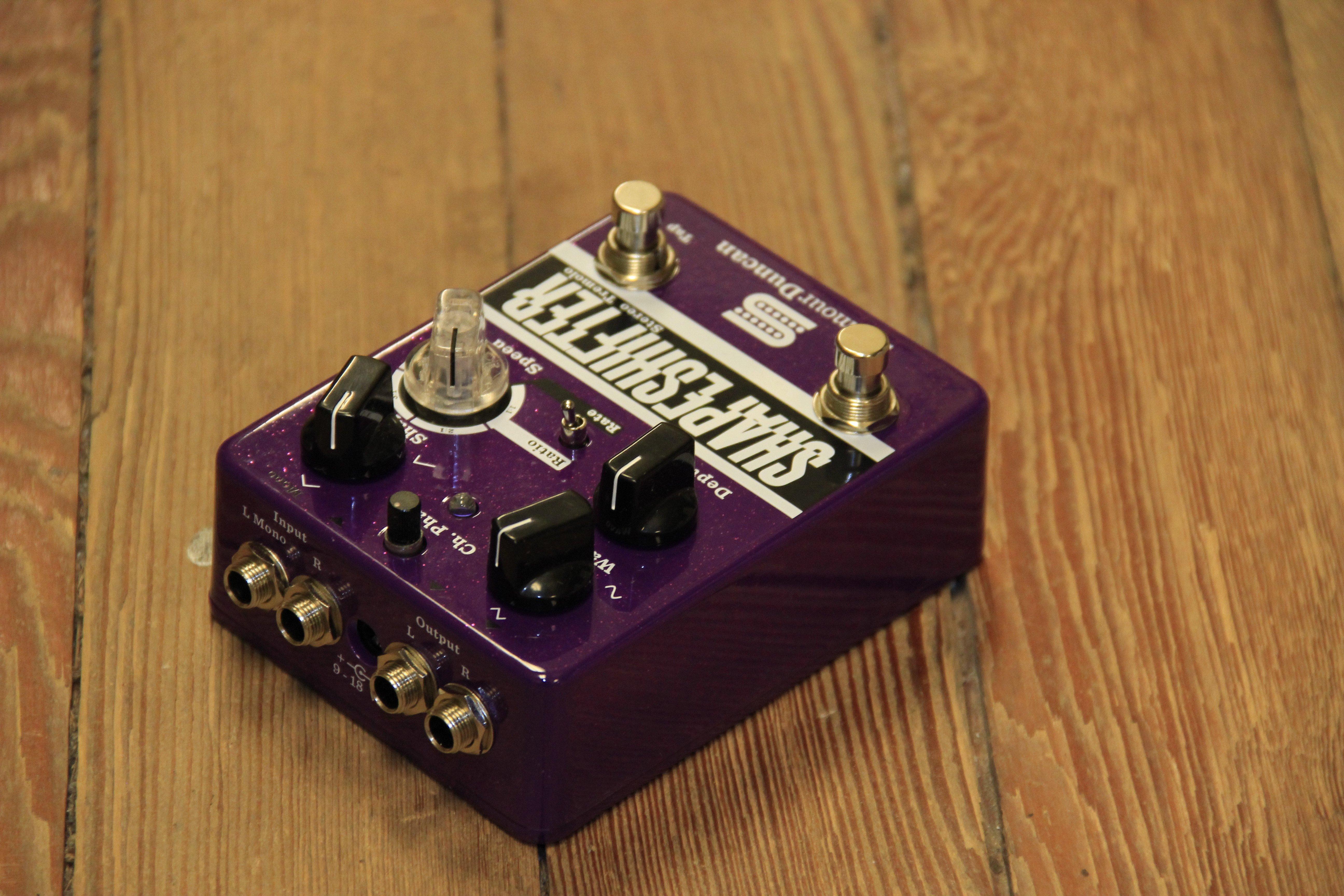 Seymour Duncan Shape Shifter Hi-def Stereo Tremolo guitar