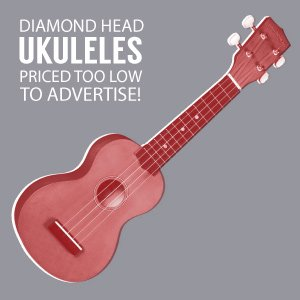 Diamond Head Ukes