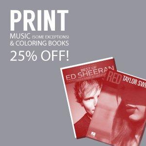 Print Music
