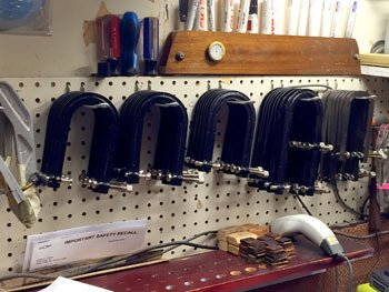 Chesbro Music's Repair Shop - More Tools