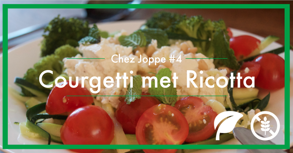 courgetti-met-ricotta afbeelding