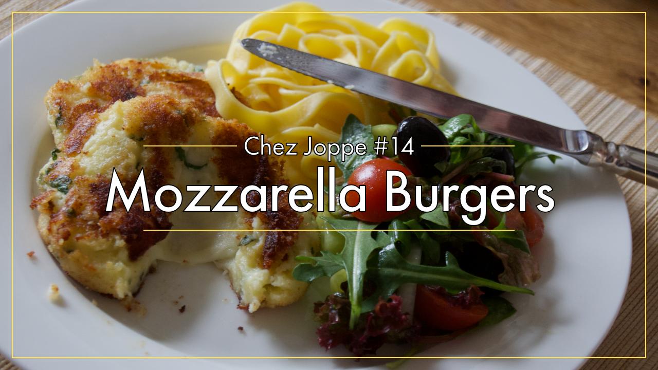 mozzarella-burgers afbeelding