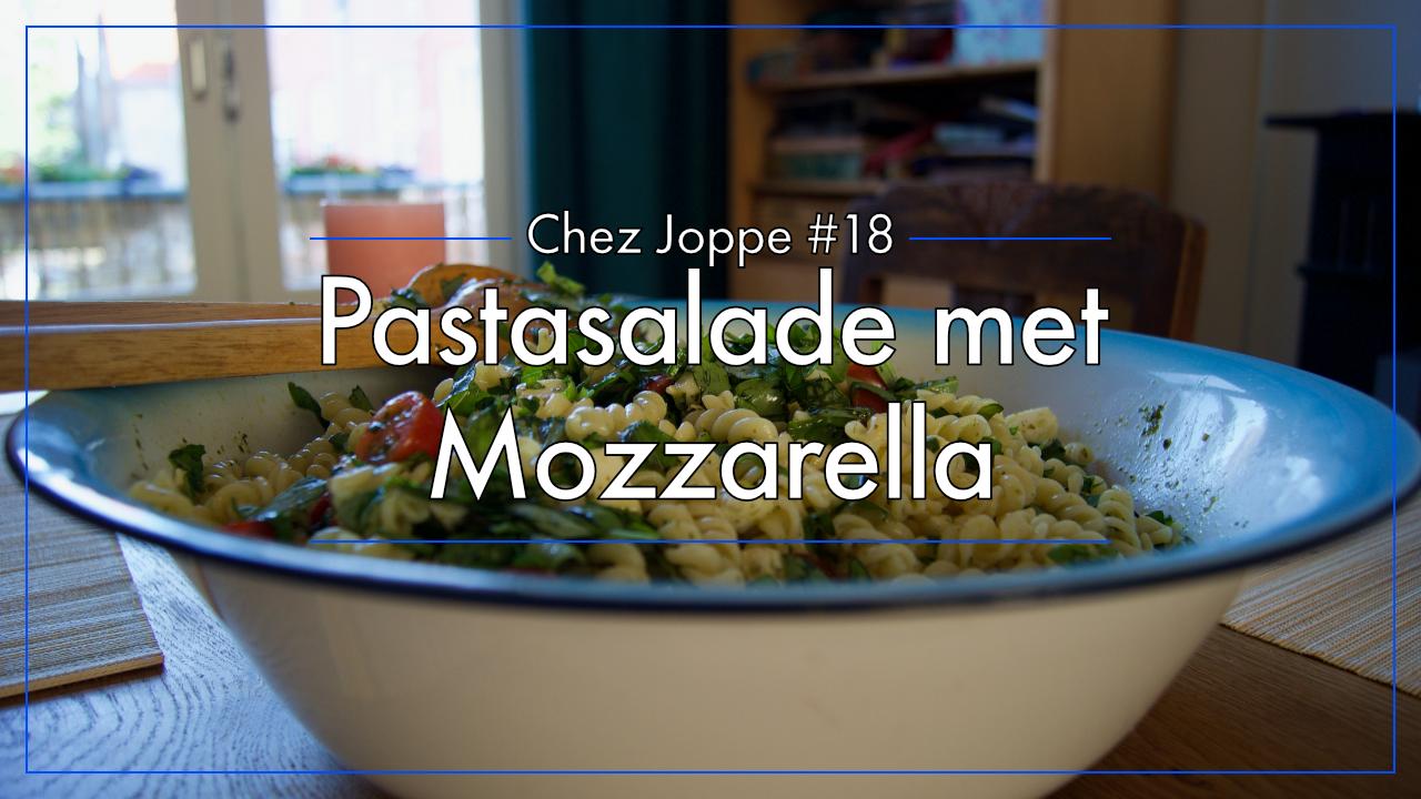 pastasalade-met-mozzarella afbeelding
