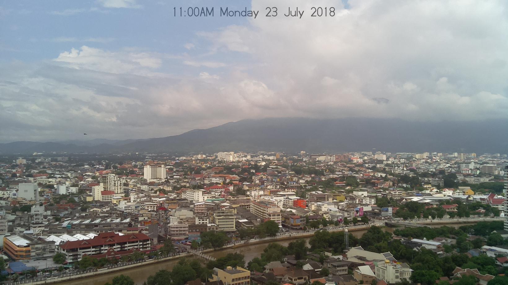 Chiang Mai Live Streaming Webcam