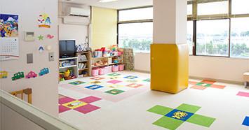 京成ドライビングスクール託児室