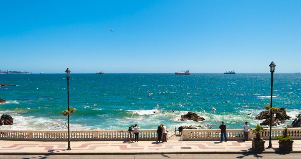 Borde Costero Viña del Mar