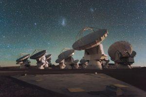 Instalaciones astronómicas
