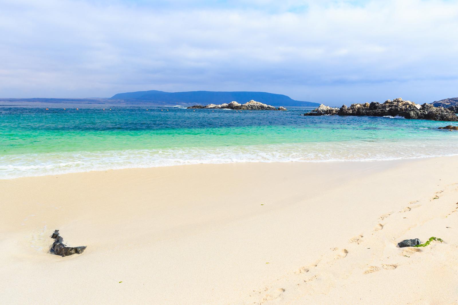Playas de la costa