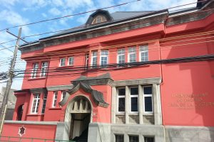 Casa de la Cultura, Museo de autos y calles en Osorno