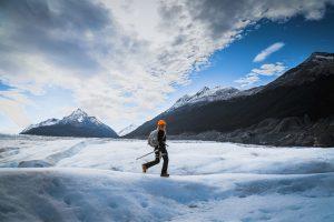 Caminatas sobre hielo