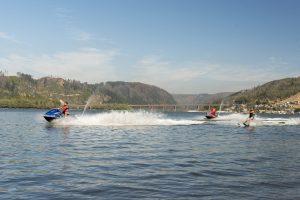 Kitesurf y deportes náuticos