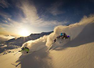 Ski y snowboard
