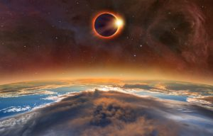 DAS GROSSE EREIGNIS 2020: TOTALE SONNENFINSTERNIS IN CHILE