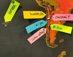 CHILENISCH SPRECHEN IST NICHT DAS GLEICHE WIE SPANISCH SPRECHEN