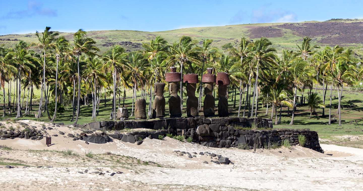 How To Get To Easter Island From Chile