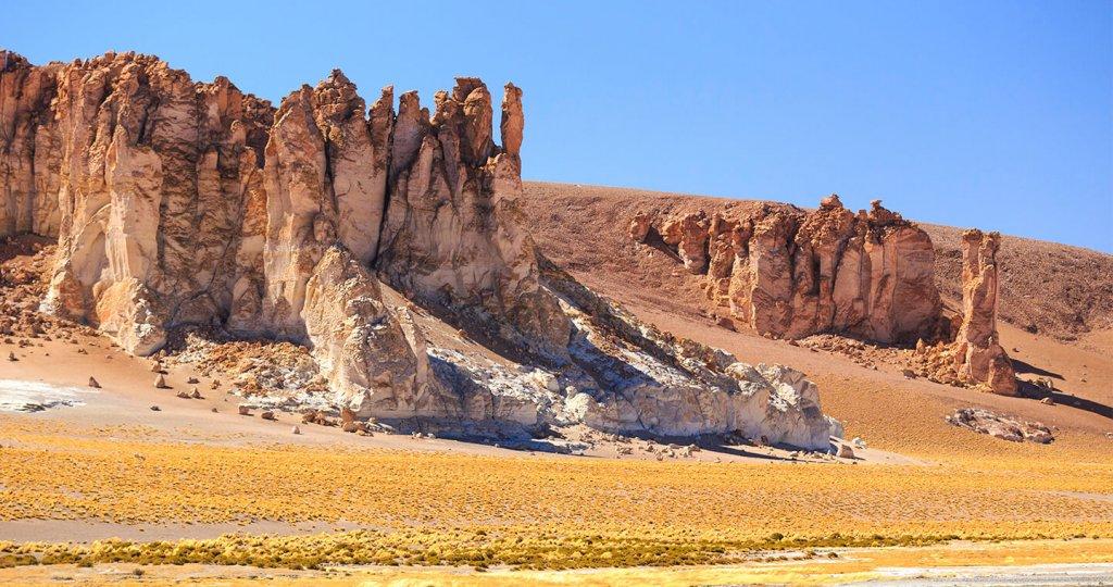 ¿Qué hacer en el Desierto de Atacama? Visitar el Salar de Tara desde San Pedro de Atacama