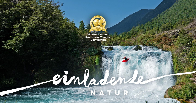 Aventura Chile - premio best travel