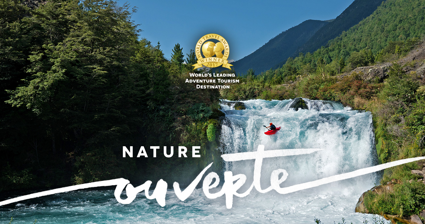 Aventura Chile - premio best travel