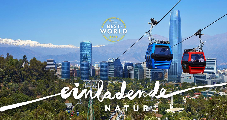 Teleferico Santiago - premio Best Travel