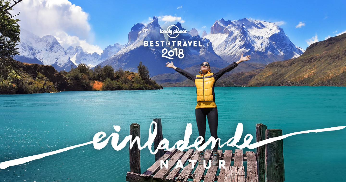 Torres del Paine - premio Best Travel