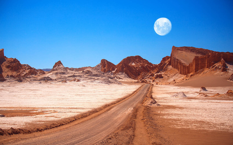 Resultat d'imatges de Desierto de Atacama