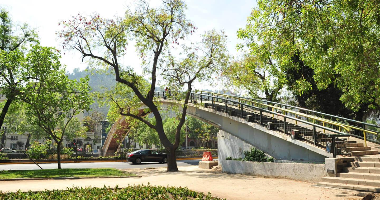 Parque Balmaceda. Emilia de la Fuente.