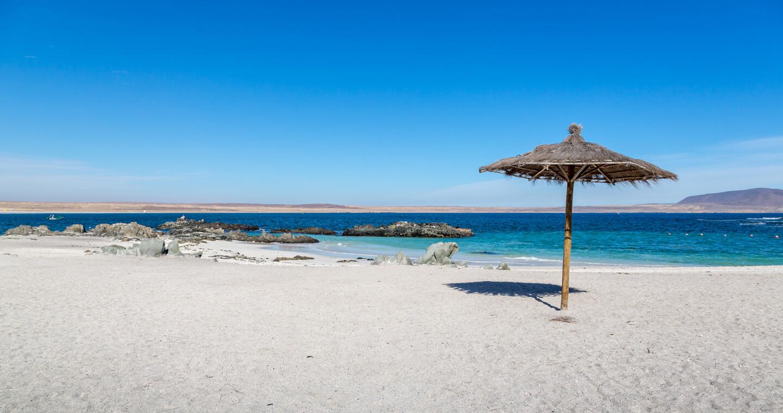 Spiaggia La Virgen