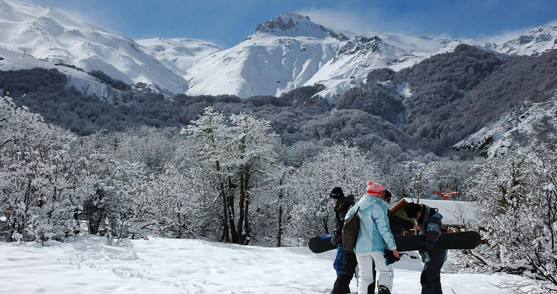 Valle de las Trancas (nieve)- Ricardo Carrasco