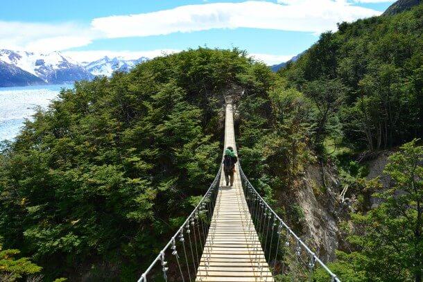 Hiking Torres del Paine