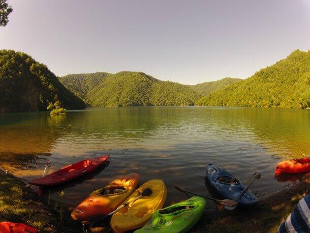 Kayak-Parral