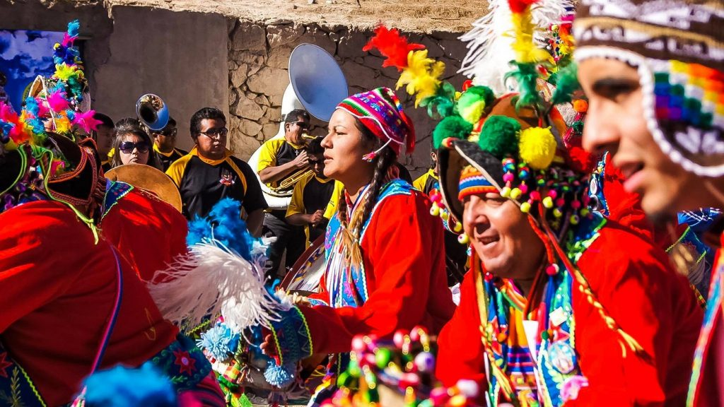 ¿Qué hacer en el Desierto de Atacama? Carnaval de Ayquina